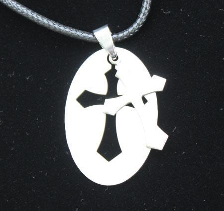 Silver christian religious jesus fi end 3192019 1118 am silver christian religious jesus fish round pendant necklace aloadofball Choice Image