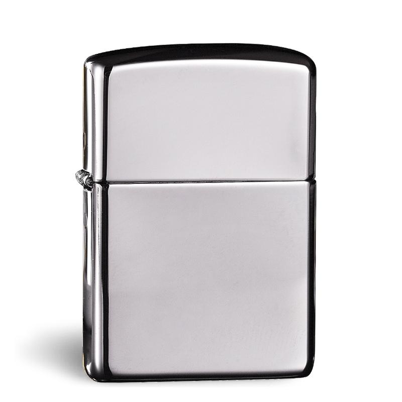 Silver Mirror 167 Zippo Lighter