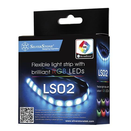 Silverstone ls02 led strip 5050 end 8242018 1157 pm silverstone ls02 led strip 5050 rgb lighting aloadofball Images