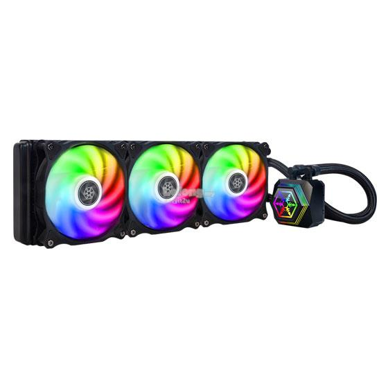 SILVERSTONE PF360 ARGB PREMIUM ALL-IN-ONE LIQUID COOLER