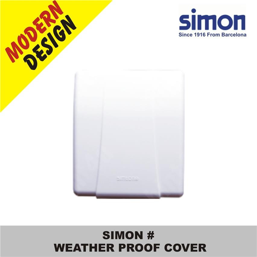 SIMON # WEATHER PROOF COVER
