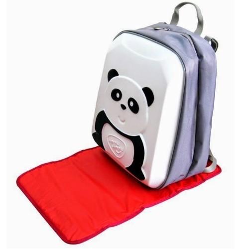 Simple Dimple Diaper Bag Shield Back Pack Panda