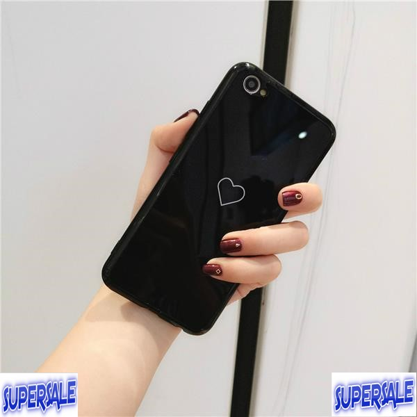 Simple Fashion Heart Love Casing Case Cover for Oppo Neo 7 (A33)