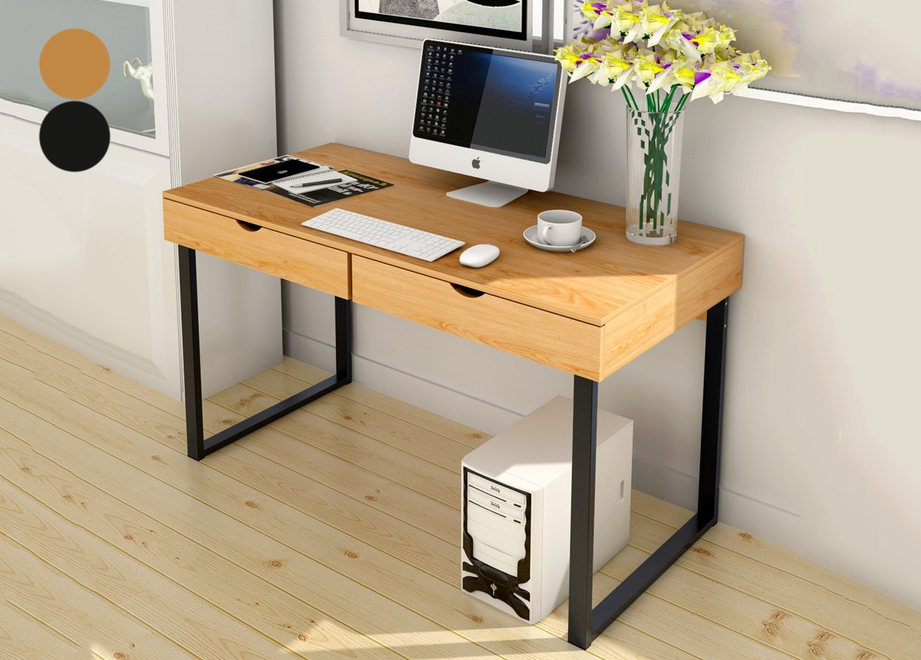 Simple Modern Computer Desk Study T End 10 3 2021 12 00 Am