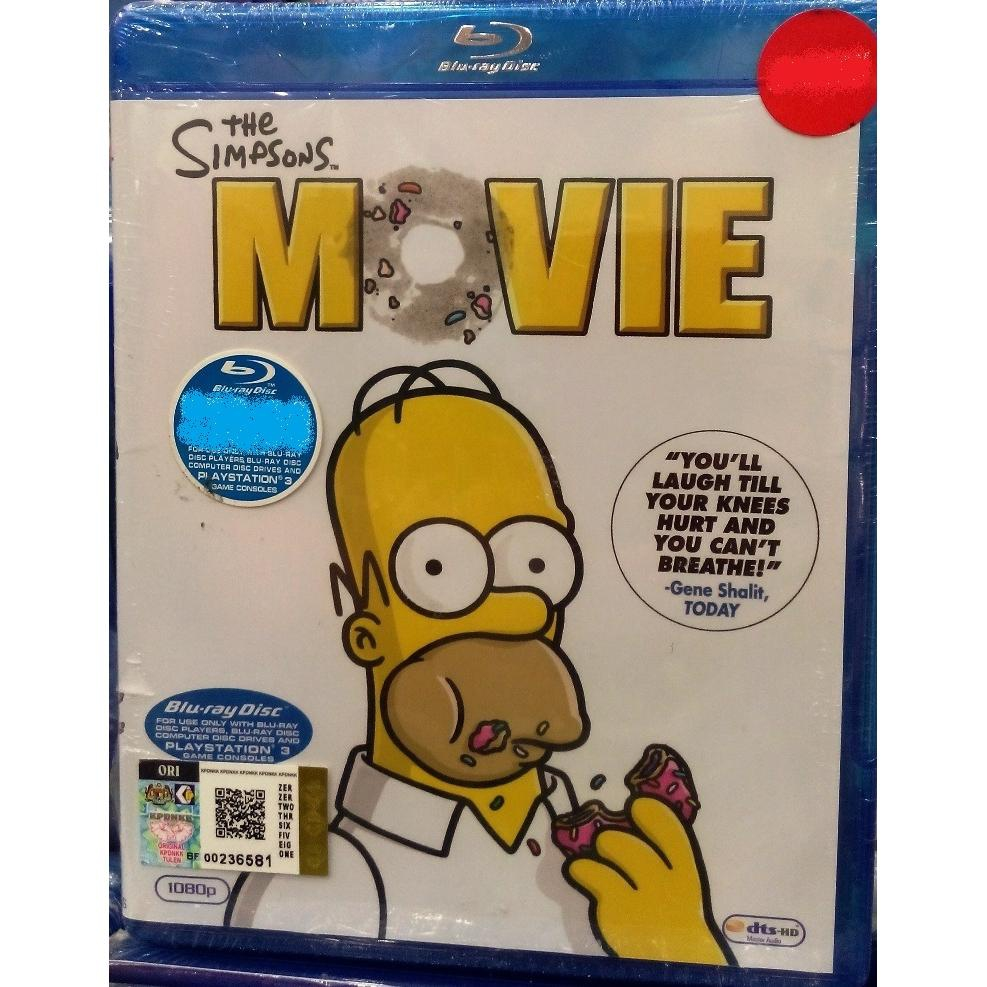 The Simpsons Movie Anime Blu Ray End 4 9 2021 12 00 Am