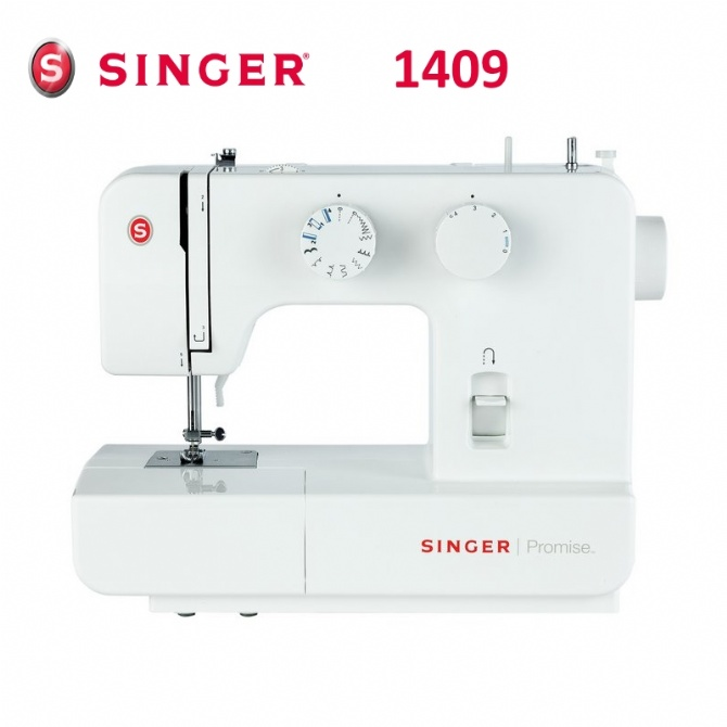 Singer 40 PROMISE Sewing Machine End 4040820240 40240 AM Extraordinary Singer Sewing Machine 1409 Manual