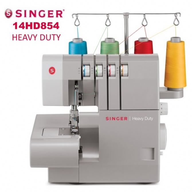 Singer Overlock HEAVY DUTY Sewing M End 4040820240 40240 AM Awesome Singer Sewing Machine Heavy Duty