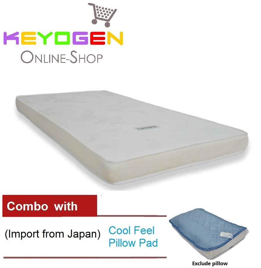 Single bed Foam Mattress 4 Inches (end 11/21/2018 10:15 AM)