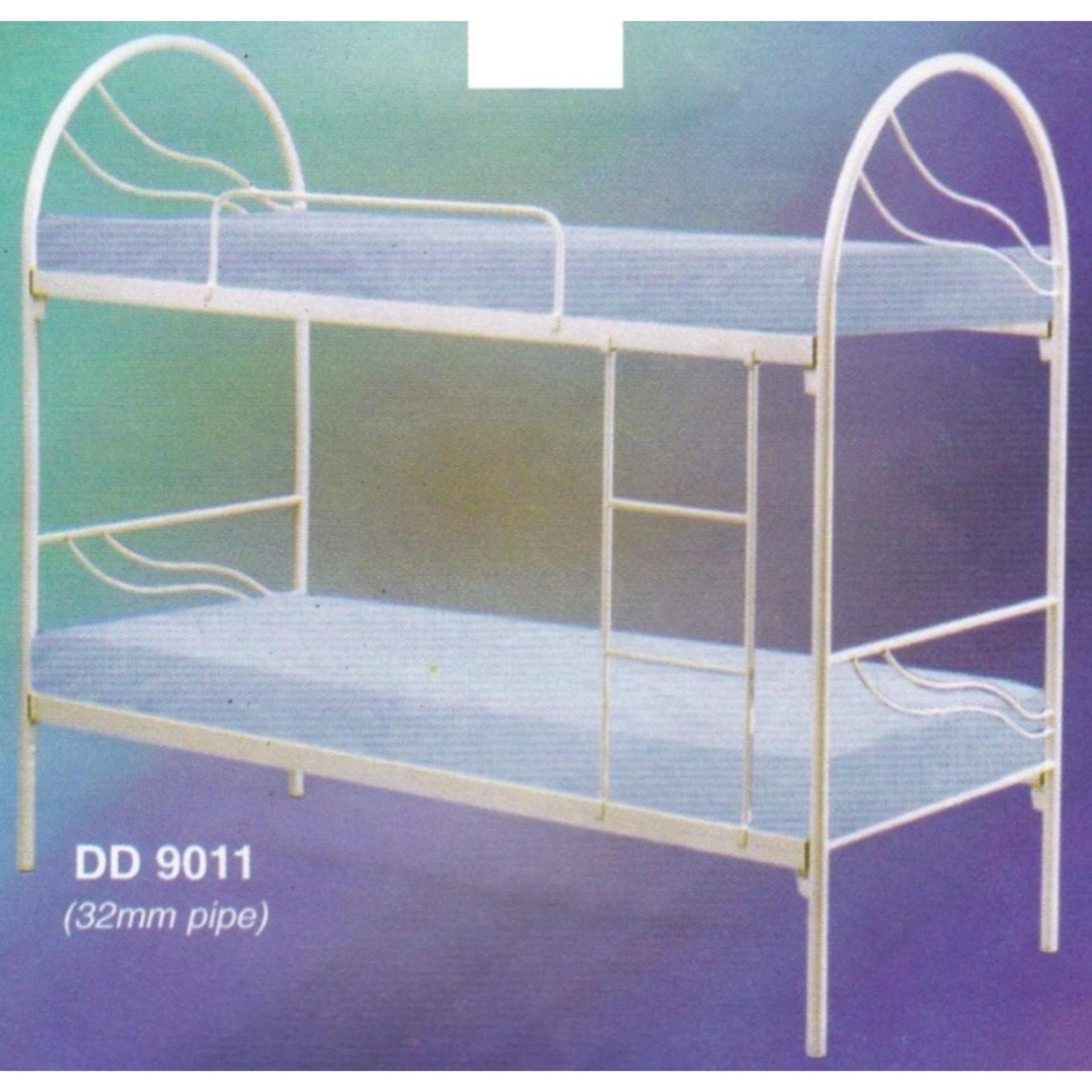 Single Double Decker Bed Strong Met End 4 28 2021 12 00 Am