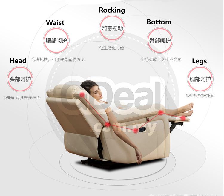 Astonishing Single Seat Sofa Leather Sofa Recliner Sofa Chair Lounge Machost Co Dining Chair Design Ideas Machostcouk
