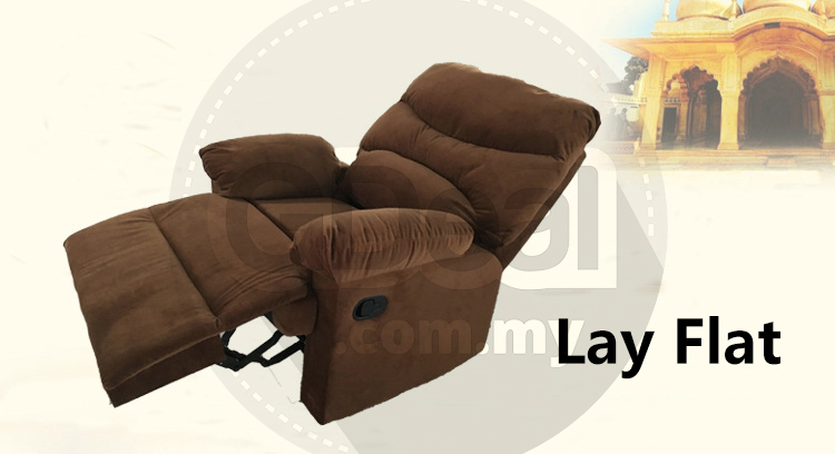 Marvelous Single Seat Sofa Leather Sofa Recliner Sofa Chair Lounge Interior Design Ideas Tzicisoteloinfo