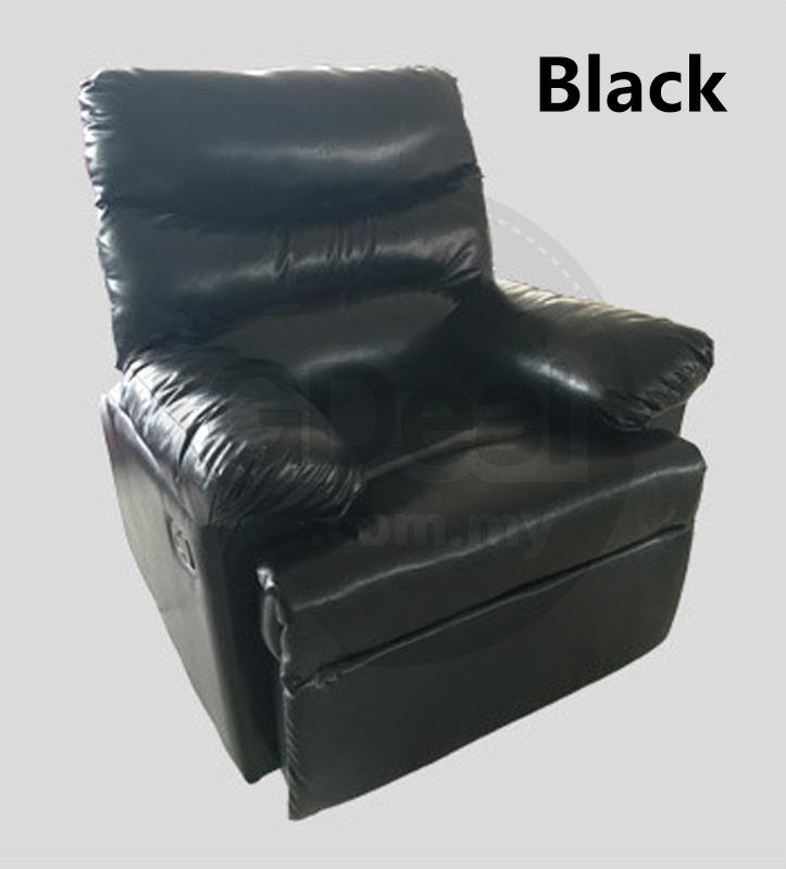 Single Sofa Chair Sale: Single Seat Sofa Leather Sofa Reclin (end 4/9/2021 12:00 AM
