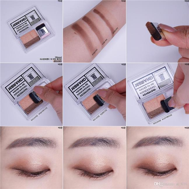 Sixteen Brand Eye Magazine Eyeshadow 16 Everyday