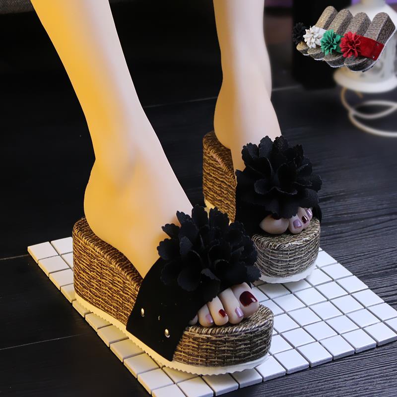 Size 35-39 Summer Flower Design San