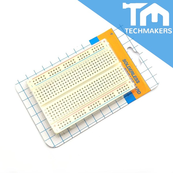 Half-Size Breadboard 400 Points