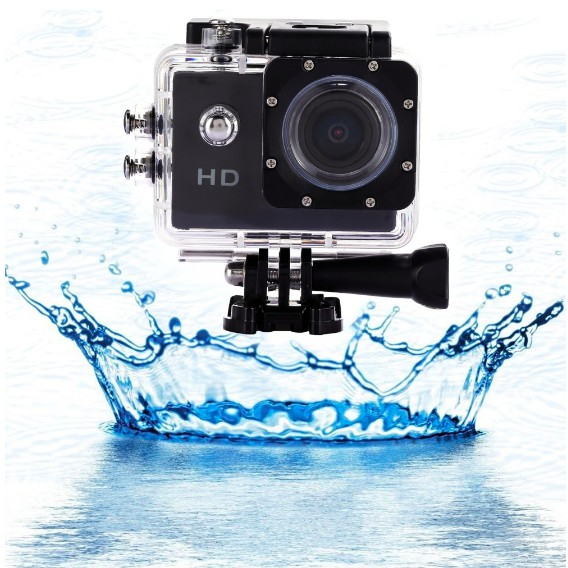 Sj4000 Full Hd 30m Waterproof Sports Action Camera Dv Dv - [SPORT CAM]