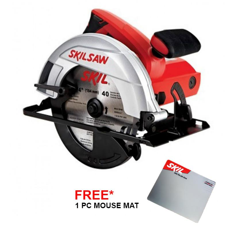[NEW] Skil 5301 7-1/4' Circular Saw c/w Blade  (6 Month Warranty)