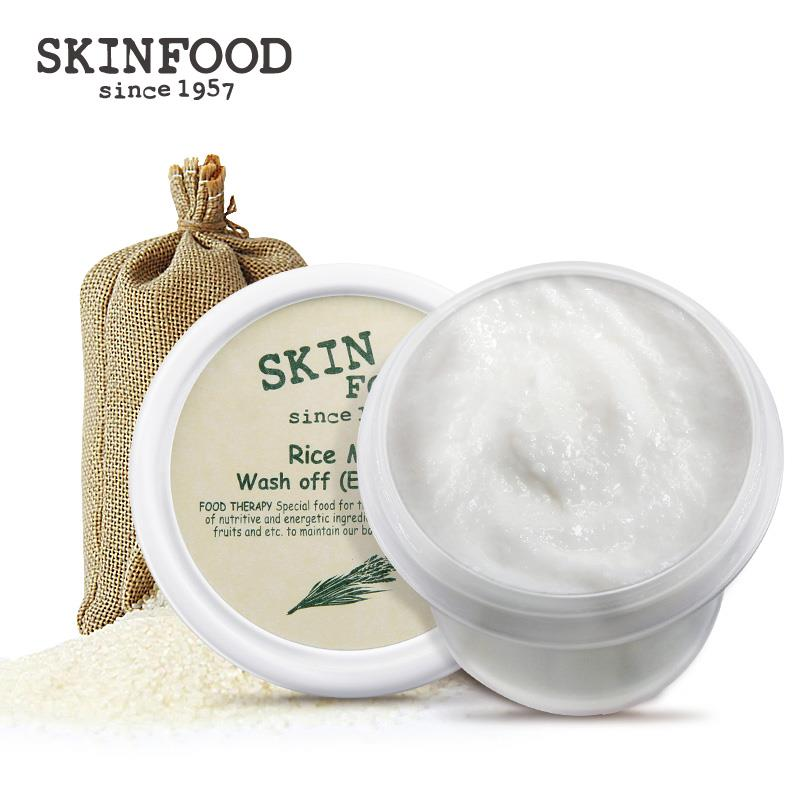 Skin Food Rice Mask Wash Off 100g S (end 2/14/2019 12:15 PM)