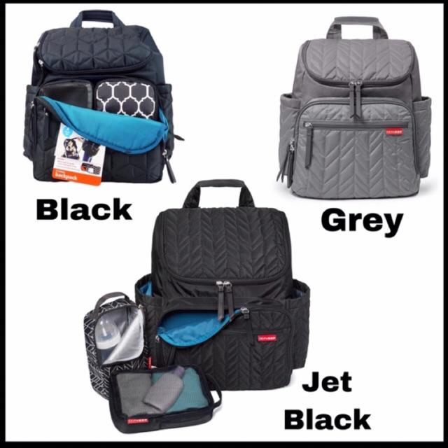 81fcf53a9a Skip Hop Forma Diaper Bag Backpack (end 10/6/2021 12:00 AM)
