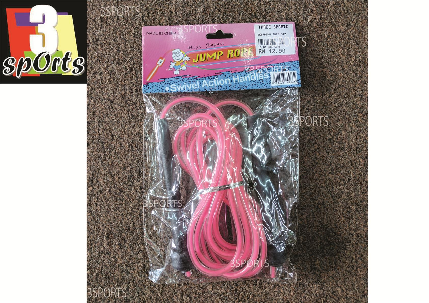 SKIPPING ROPE 312 PINK