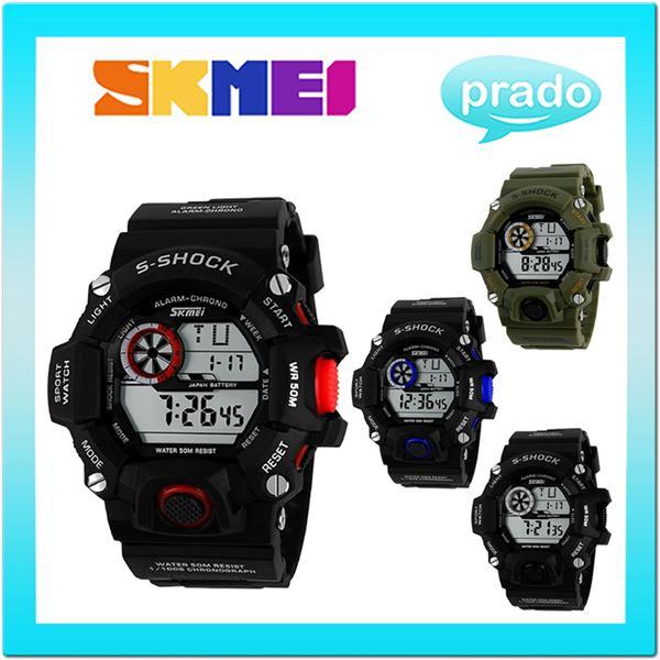 0c7abedd59a36 SKMEI S-SHOCK 1019 Sport Watch Water Resistant 50M Similiar Casio. ‹ ›