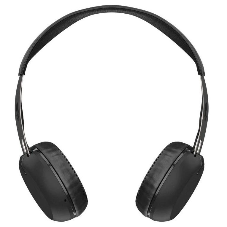 latest trends elegant and sturdy package arriving Skullcandy Grind Wireless Headphone On-Ear Built In Microphone Volume  Control
