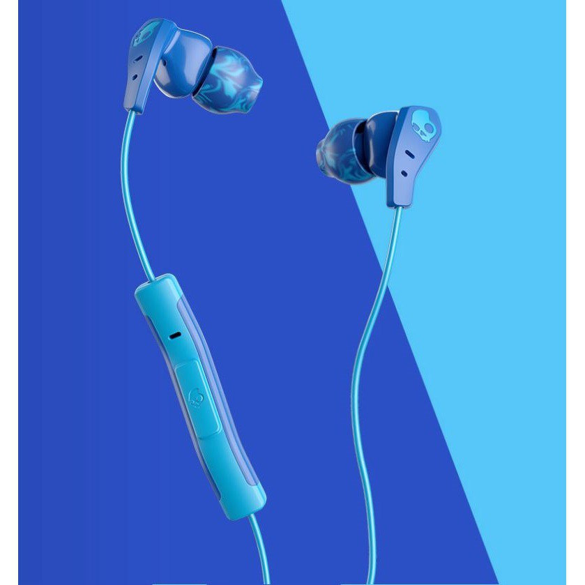 6cd812fc381 Skullcandy Method In-Ear Sport Earbuds Earphone Sweat Resistant with  Microphon