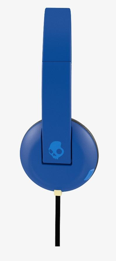 SKULLCANDY UPROAR WIRED HEADSET (BLUE) S5URHT-454
