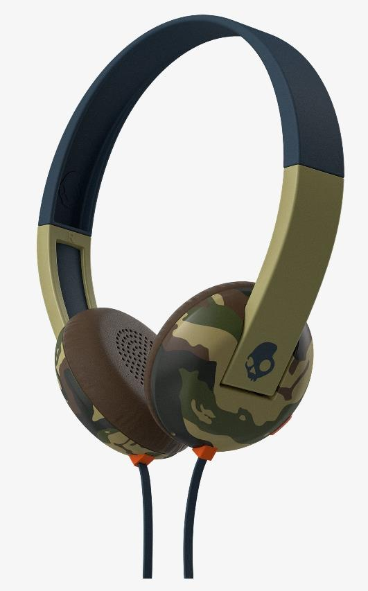 SKULLCANDY UPROAR WIRED HEADSET (CAMO) S5URHT-458