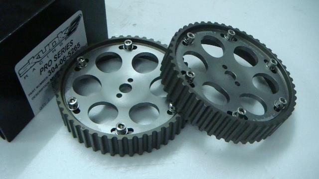 Skunk2 Evo123 & VR4 cam pulley
