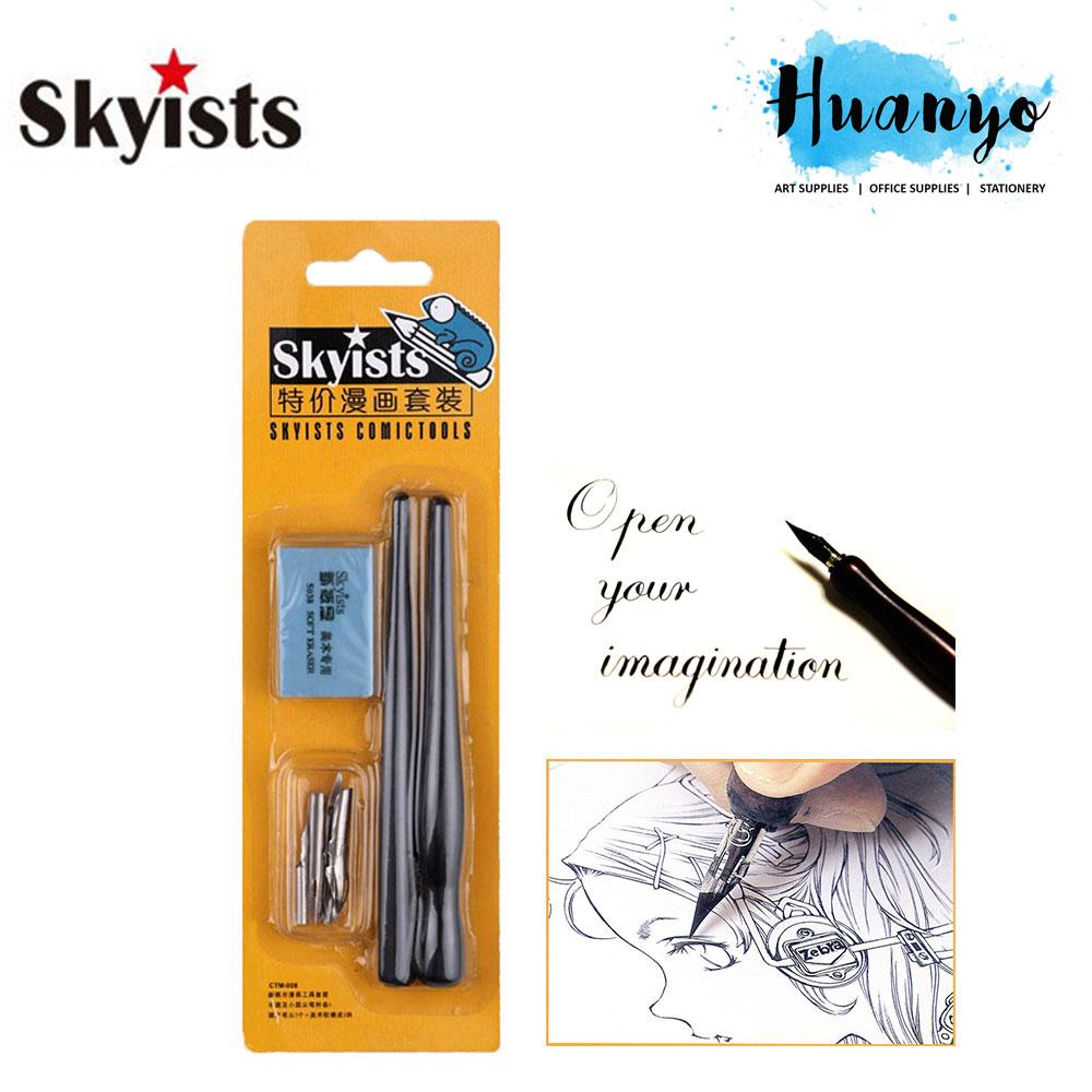 Skyists comic tools with manga comi end 1 26 2021 1200 am