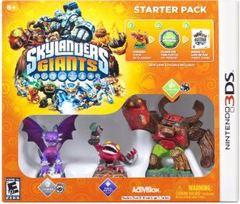 Skylander Giant Starter Pack for 3DS (3 figures)