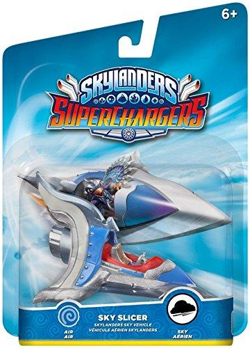 Skylanders SuperChargers Vehicle Pack (Sky Slicer) and Others