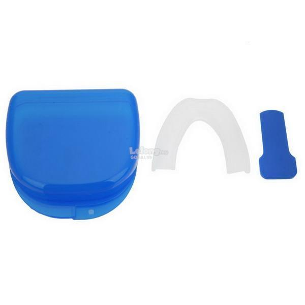 Sleep Aid Anti Snore Mouthpiece / Anti Teeth Grinding