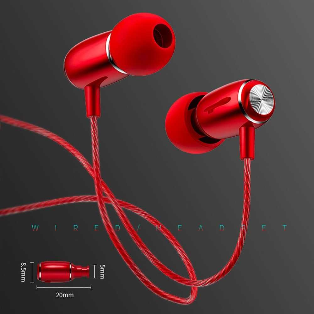 Sleep Headphones In-ear Soft Silicone Earbuds 3.5mm Wired Earphones