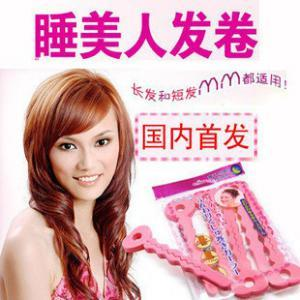 Sleeping Beauty~Hair Curler (6 pcs)