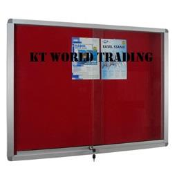 Sliding Glass Door Foam Notice Board 4′ x 6′