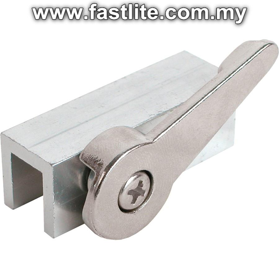 door stopper. Sliding Glass Door Stopper/Lock (on DIN Rail) Stopper T