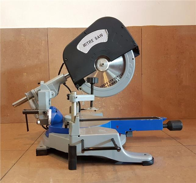 Sliding Mitre Saw (Induction Motor) 255m ID775517