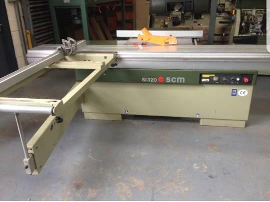 Sliding Table Saw SCM Italy