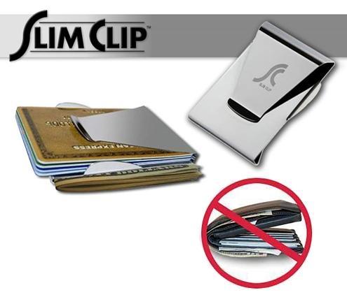 Slim Clip Money,Credit Card cash Holder Wallet
