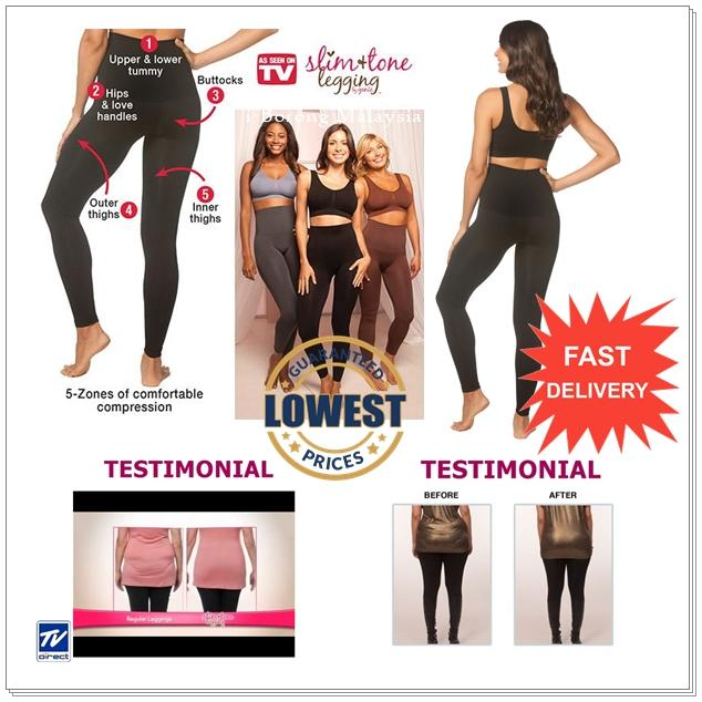 e4d733b8026d6 Slim & Tone Leggings / Legging By Sa (end 1/27/2020 3:15 PM)