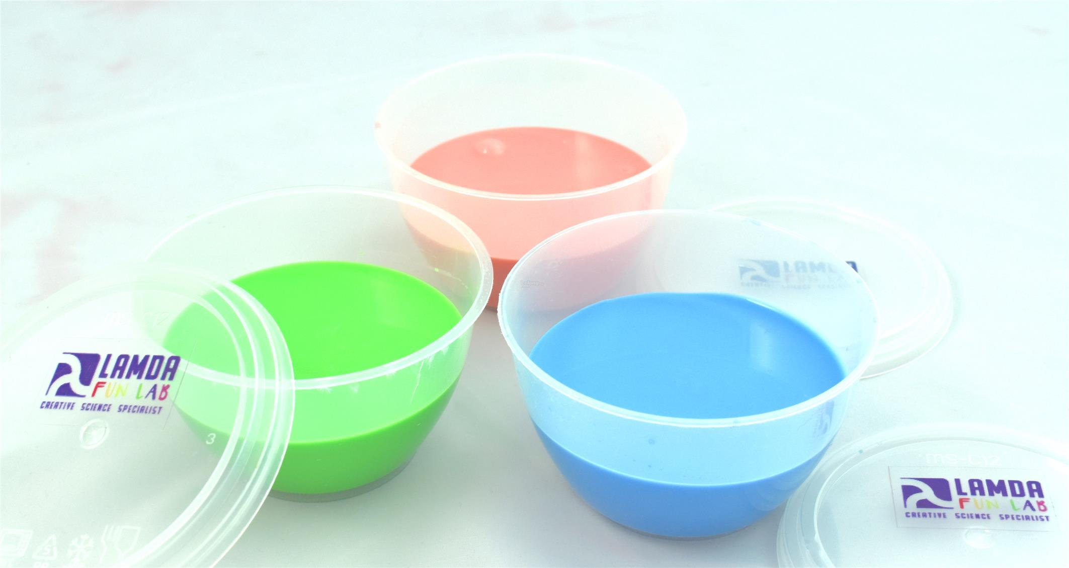 Slime Milky Colour Set Fun STEM Edu (end 12/19/2018 1:15 AM)