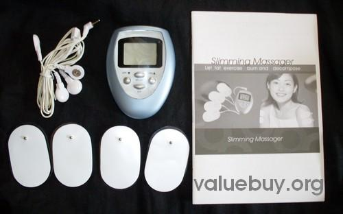 Slimming Massager Electronic  Fat Tone Muscle Pain Therapy