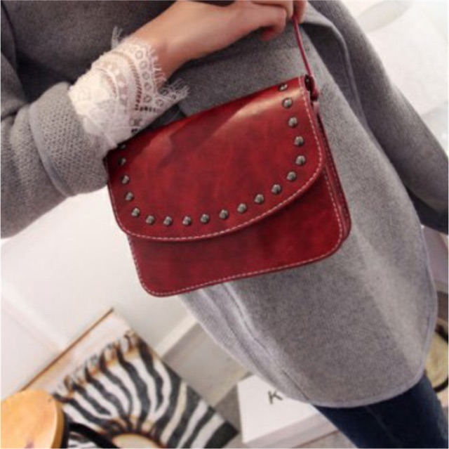 Sling Bag Handbag Beg Bags Shoulder Cute Comel Bag Travel