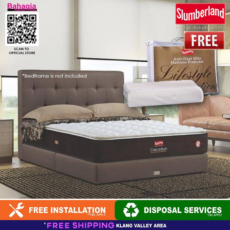 brand new 9fe75 851f3 Slumberland Cascadium Mattress