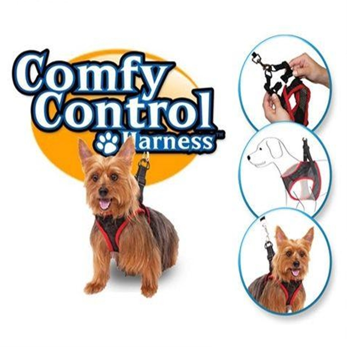 Small Comfy Control Harness