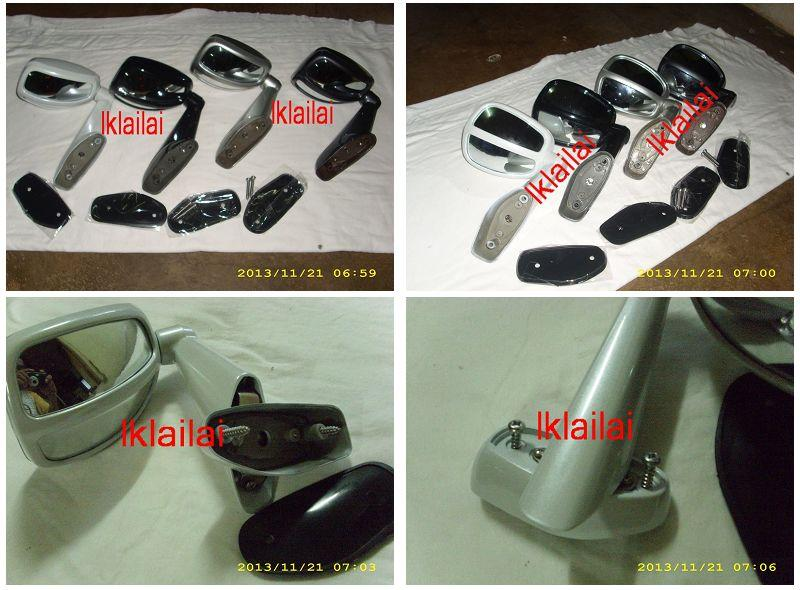 Small / Front Bonnet / Parking Mirror [Vigo/Harrier/Fortuner/etc 4WD]