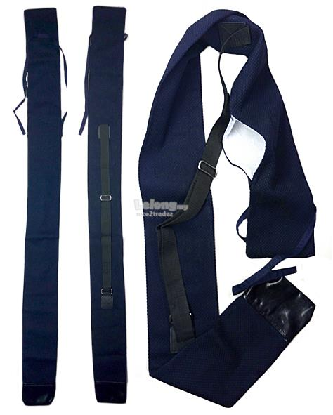Small Kendo Gi Thick Cotton Shinia, Iaito, Katana Sword Bag