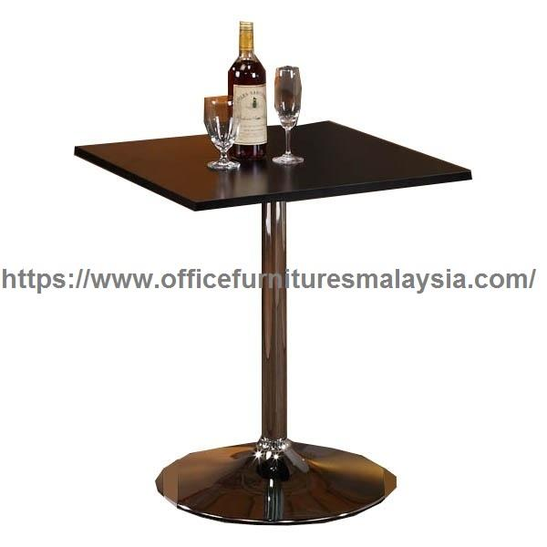 Small Square Cafe Dining Table YGRTD-842T/AB/W batu caves selayang